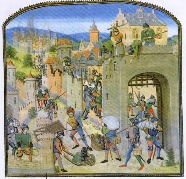 Citaten Uit De Middeleeuwen : Schout